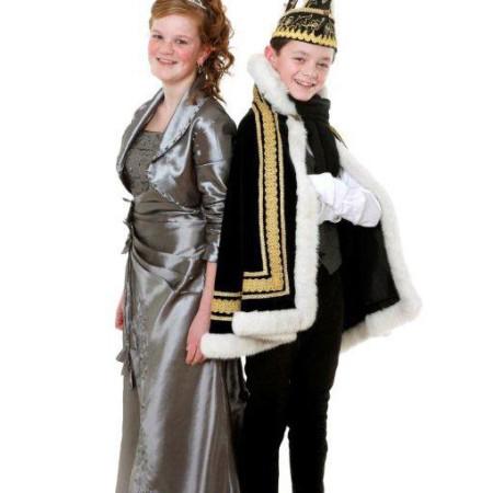 2013 Jeugdprins(es) Luuk Ariens en Amber Papenburg