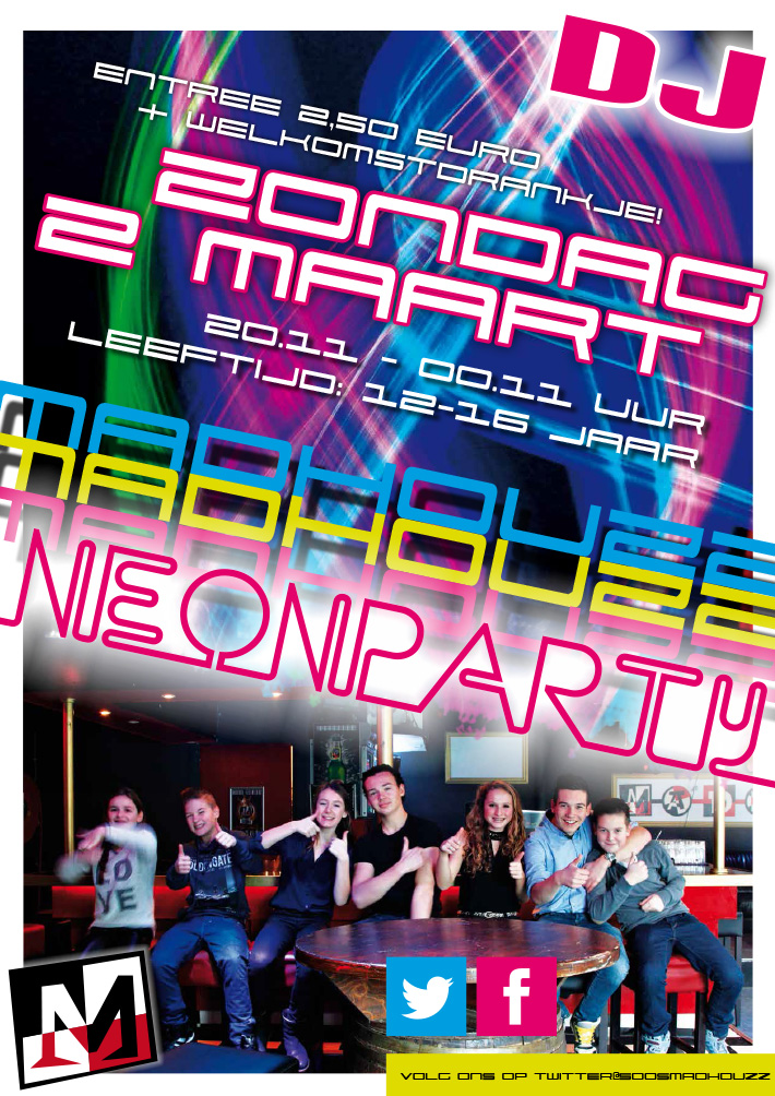 neonparty-poster